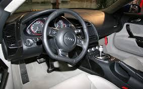 File Audi R8 V10 interior Wikimedia mons