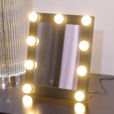2017 wholesale style mirrors with bulbs vanity mirror