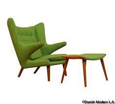 Hans Wegner Papa Bear Chair Replica by Papa Bear Chair Ottoman By Hans Wegner Platinum Replica Hans