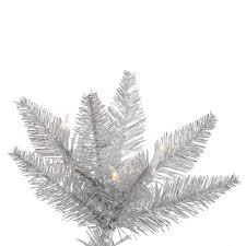 Raz Artificial Christmas Trees by Silver Artificial Christmas Tree Good Unlit Wesley Mixed Spruce