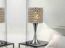 Tall Table Lamps For Bedroom by Crystal Table Lamps For Living Room And Bedroom Home Improvement