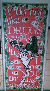 Dr Seuss Door Decorating Ideas by 20 Best Red Ribbon Week Images On Pinterest Red Ribbon Week