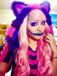 cheshire cat costumes cheshire cat costume cheshire cat costume with a pink wig