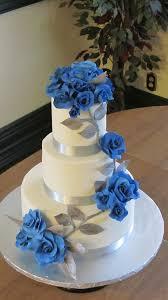 Blue Wedding Cake Ideas Stylish Eve Sharetweetpin Junglespirit Choice Image