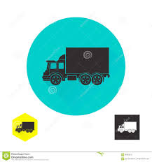 100 Truck Sign Sign Stock Vector Illustration Of Business Delivery 90653515