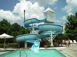 Image Of Above Ground Swimming Pool Slides Sale