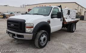 2008 Ford F450 Flatbed Truck | Item DA8662 | SOLD! April 4 V... 2008 Ford F150 60th Anniversary Edition Top Speed Used Xlt Rwd Truck For Sale Ada Ok Adr0046 Reviews And Rating Motortrend F350 F450 Diesel Duty Wrecker Tow Repo Information Photos Zombiedrive Crew Cab Regina Hill Auto Well Equipped F 250 King Ranch Pickup 44 4x4s For Sale 42008 Supercrew Car Audio Profile Xl Pauls Valley Pvh00229 Bds 6 8 Lifts 4wd Trucks F250 Lariat Fx4 At Autosport Co Techliner Bed Liner Tailgate Protector