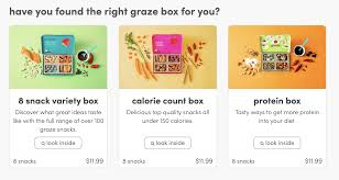 Graze Variety Box Review & Free Box Coupon - May 2019 ... I Have Several Coupons For Free Graze Boxes And April 2019 Trial Box Review First Free 2 Does American Airlines Veteran Discounts Bodybuilding Got My First Box From They Send You Healthy Snacks How Much Is Chicken Alfredo At Olive Garden Grazecom Pioneer Woman Crock Pot Mac Amazin Malaysia Coupon Shopcoupons Bosch Store Promo Code Cheap Brake Near Me 40 Off Code Promo Nov2019 Jetsmarter Dope Coupon