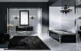 badezimmer schwarz weiß freshouse