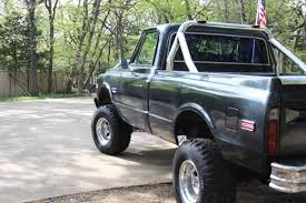 1972 Chevy C10 4x4 Custom Short Bed - Used Chevrolet C-10 For Sale ...