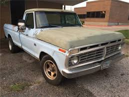 100 1975 Ford Truck For Sale F150 For ClassicCarscom CC1120425