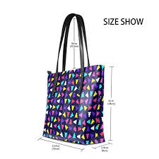 Fashion Womens Handbag Purses TIZORAX Leather Christmas Tree Totes Lights Bags Top Handle PU Shoulder B4Y4Hqw