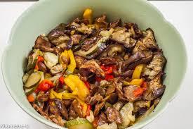 cuisine été recette légumes d été rotis au four kilometre 0 fr