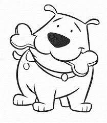 Courage The Cowardly Dog Coloring Pages Printable