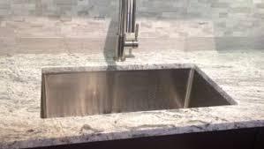Farmhouse Sink With Drainboard And Backsplash by Apron Front Kitchen Sink With Backsplash Medium Size Of Kitchen