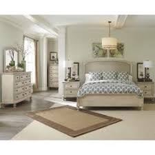 ashley queen uph platform bed by ashley furniture