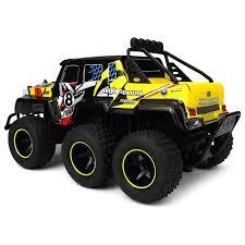100 Performance Truck Shop Velocity Toys Speed Wagon 6X6 RC High 24