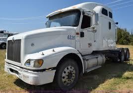 2007 International 9400i Semi Truck   Item J7221   SOLD! Nov...