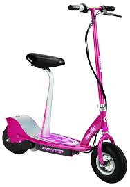E300S Electric Scooter Seated Ages 13 And Up