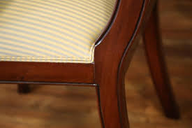 4 Arms And Sides SALE Price Set Of 8 Mahogany DIning Room Chairs CLOSEOUT