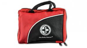 The Body Source 90 Piece Premium First Aid Kit
