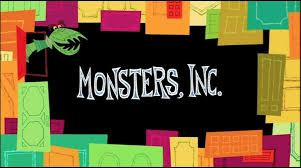monsters inc doors 2d