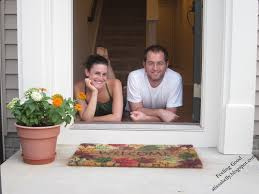 First Home Photo In The Doorway Love Down To Earth Feel