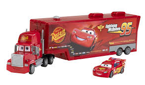 Cars Mack Truck Playset | Buy Cars Online Cars Disney Mack Truck Lightning Mcqueen Red Deluxe Tayo Playset Buy Online Pixar 2 Toys 2pcs City Cstruction Disneypixar And Transporter Azoncomau Truck Cake Cars Pinterest Cakes Hauler Wood Collection Toysrus Semi Lego Macks Team Itructions 8486 Amazoncom Action Drivers Games Mattel And Multi Cake Cakecentralcom Jada 124 Wb Metals Disney Pixar Cars Mack 98103 Brickreview
