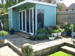 100 Contemporary Summer House 10 X 8 Waltons House With Side Shed