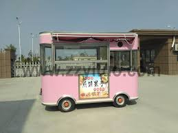 Hot Selling Fryer Cart Truck For Rent Fruit Food Truck For Sale ...