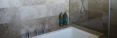 travertin im innenbereich bad boden wand küche flur