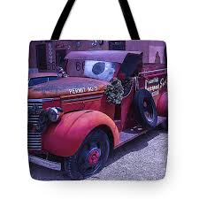 100 Gay Truck Red Permit No 3 Tote Bag For Sale By Garry