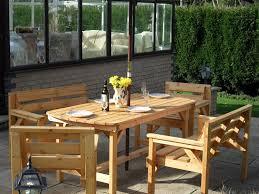 Ebay Patio Furniture Uk 5 piece wooden garden furniture set fully assembled uk