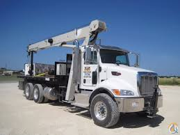 100 Used Peterbilt Trucks For Sale In Texas National 571E Boom Truck Model 348 Crane For Or