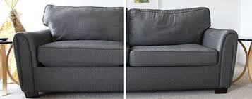 Restuffing Sofa Cushions London by Sit Better With Replacement Foam Sofa Cushions For Comfortable