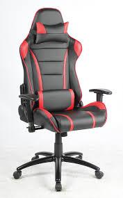 fauteuil de bureau fauteuil de bureau design en pu noir lison soldes bureau