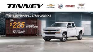 100 Chevy Truck Specials The Silverado Is Here With Incentives And Lease At