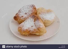 bulgarische mekitsa oder mekica teig gebraten in tiefen