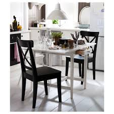 Ikea Dining Room Table by Ingatorp Drop Leaf Table Ikea