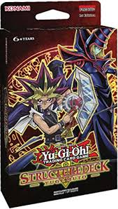 yugi moto structure deck 2016 sealed by yu gi