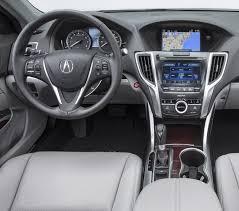 Seat Time 2015 Acura TLX – John s Journal on Autoline