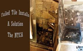 Preparing Subfloor For Marble Tile by Why Tile Jobs Fail And How The Ntca Can Help You Avoid A Failure