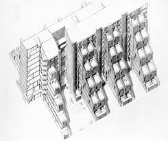 100 Paul Burnham Architect 196806 Fort Lincoln Housing Rudolph Heritage Foundation