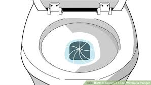 Clogged Toilet Drain Home Remedy by 5 Ways To Unclog A Toilet Without A Plunger Wikihow