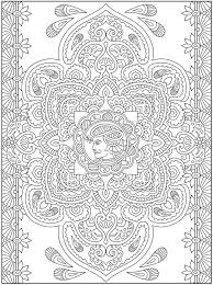 Welcome To Dover Publications Creative Haven Mehndi Designs Coloring Book Traditional Henna Body Art