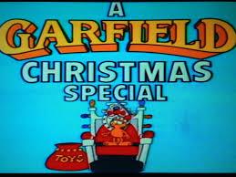 Garfields Halloween Adventure Book by A Garfield Christmas Special Geek Gab