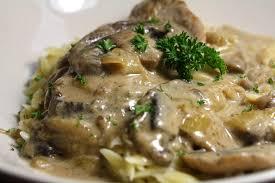 escalope de veau au gorgonzola les délices de letiss