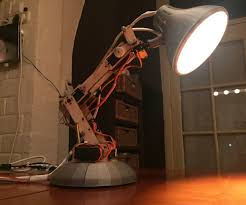 Luxo Jr Lamp Model by Luxo Jr Robot 10 Steps With Pictures