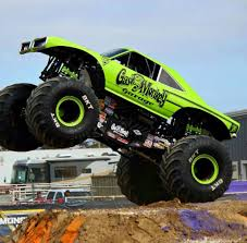 100 Monster Jam Rc Truck MONSTER TRUCK GAS MONKEY New School Trucks S