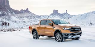 2019 Ford Ranger Arrives Just In Time For Slowing Midsize Pickup ...
